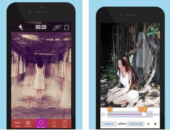app selfie artistici