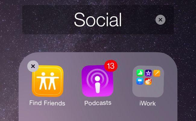 jailbreak per nascondere le app