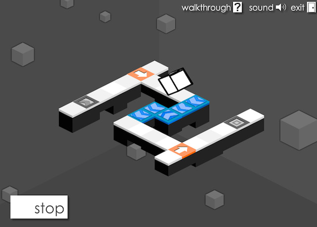 puzzle browser game