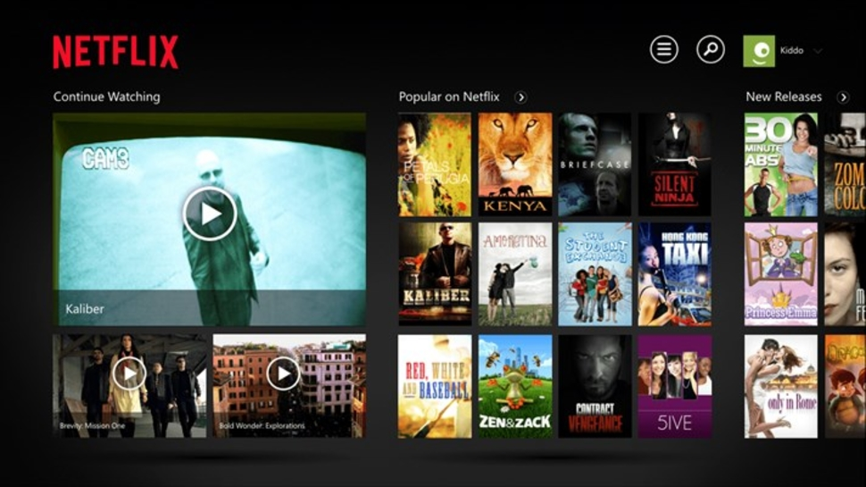 app netflix per windows 10