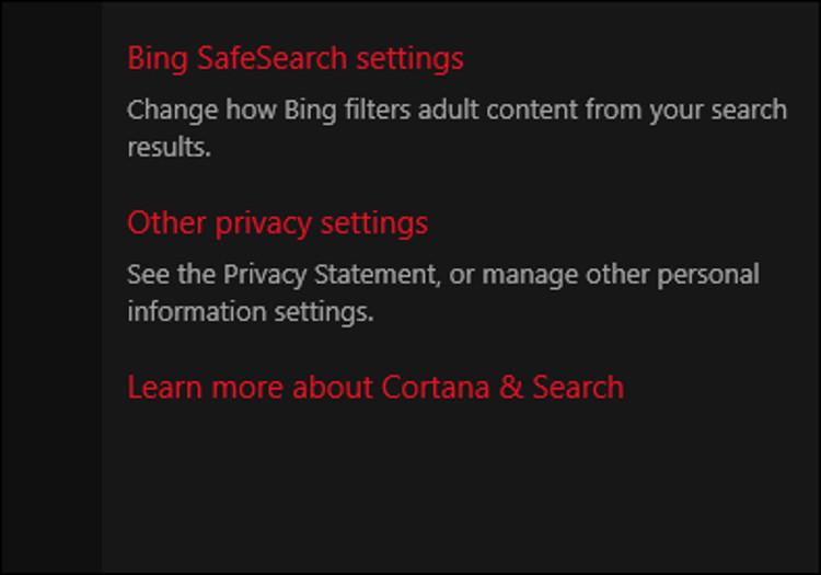 modifiche sulla privacy