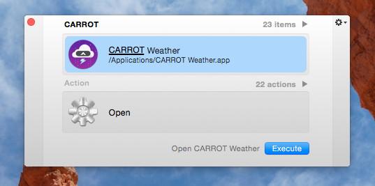 quicksilver per mac