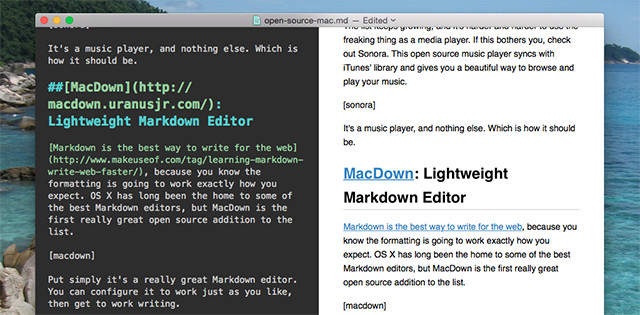 mac down per mac