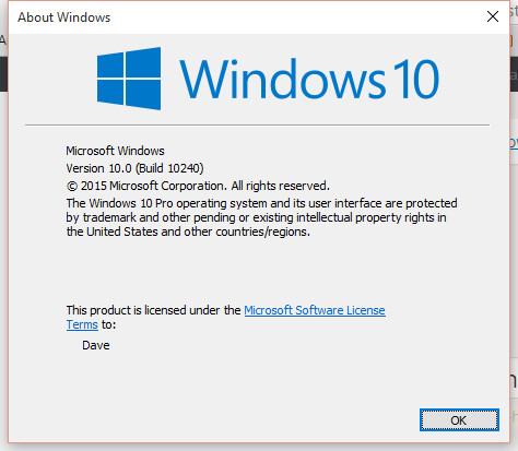 Come Capire Quale Versione di Windows 10 si sta Utilizzando