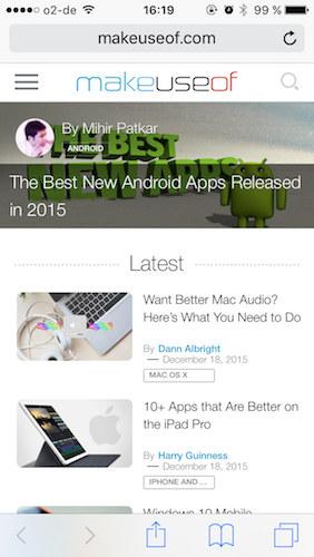 I Migliori 8 Browser per iPhone e iPad
