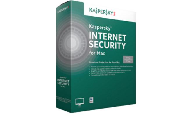 Kaspersky antivirus per mac