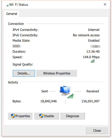 Come Vedere la Password del Wi-Fi Salvata su Windows 10