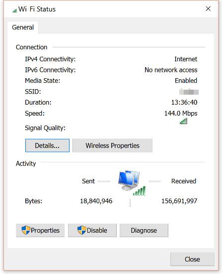 Come Vedere la Password del Wi-Fi Salvata su Windows 10