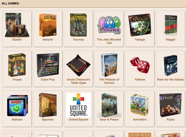 giochi da tavola online gratis