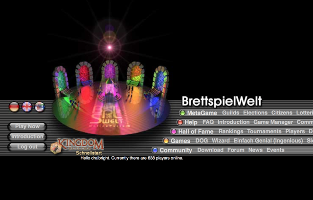 BrettSpielWelt gioco da tavola