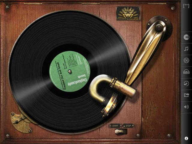Audio Player Vintage