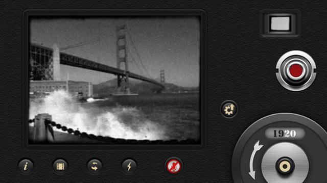 8mm Vintage Camera