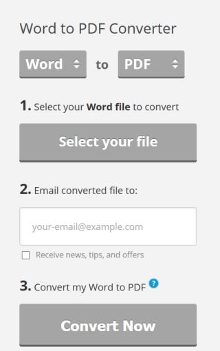 Nitro's PDF Converters