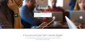 Come Cambiare Password dell'ID Apple