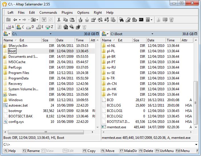 Visualizzare file e cartelle nascoste su Windows