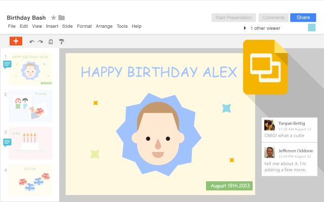 Google Slides alternativa gratis a PowerPoint