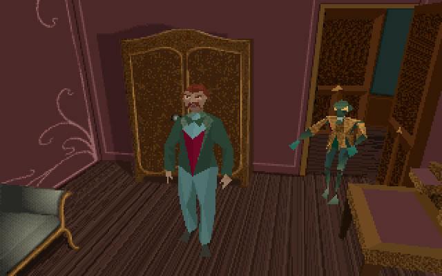 Migliori giochi DOS - Alone in the Dark
