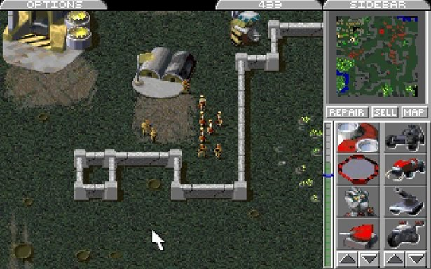 Migliori giochi DOS - Command and Conquer