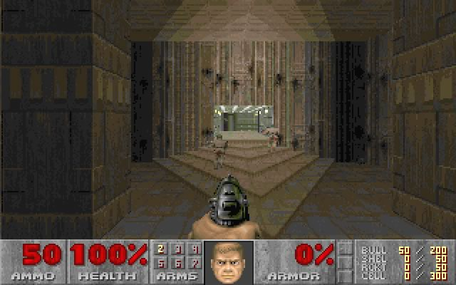 Migliori giochi DOS - Doom II Hell on Earth