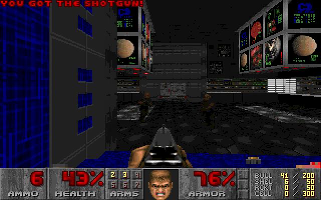 Migliori giochi DOS - Doom
