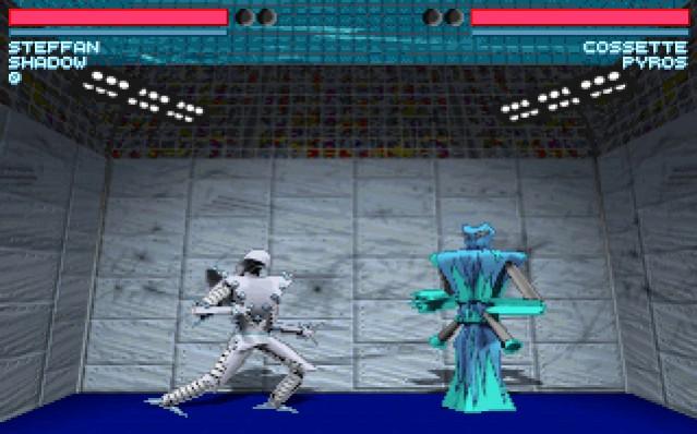 Migliori giochi DOS - One Must Fall 2097