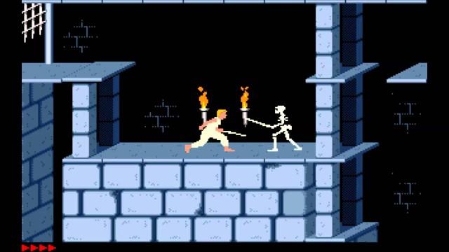 Migliori giochi DOS - Prince of Persia