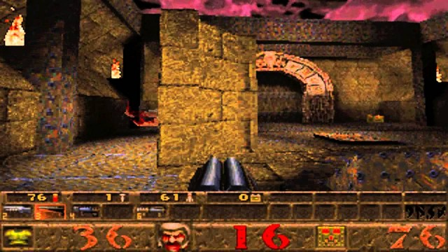 Migliori giochi DOS - Quake