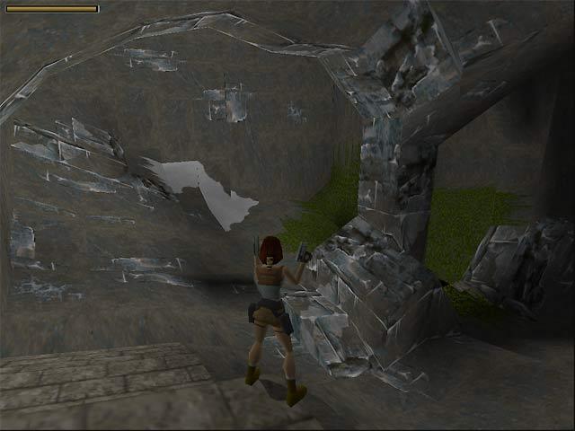 Migliori giochi DOS - Tomb Raider