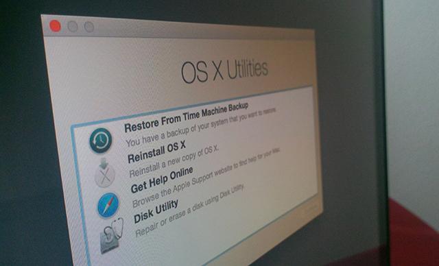 Recuperare File Cancellati su Mac con Time Machine