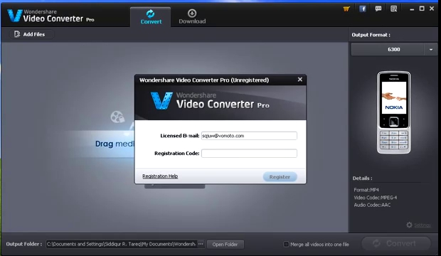 Registrare video dalla webcam con Wondershare Video Recorder
