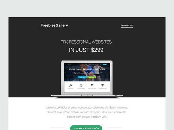 Template per Newsletter da Scaricare Gratis - Email TeMplate PSD
