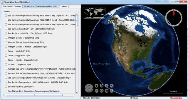 Programmi Simili a Google Earth da Usare in Alternativa - NASA World Wind