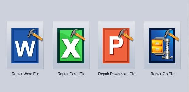 Recuperare File Corrotti Excel, PowerPoint, Word e ZIP con Repair Toolkit