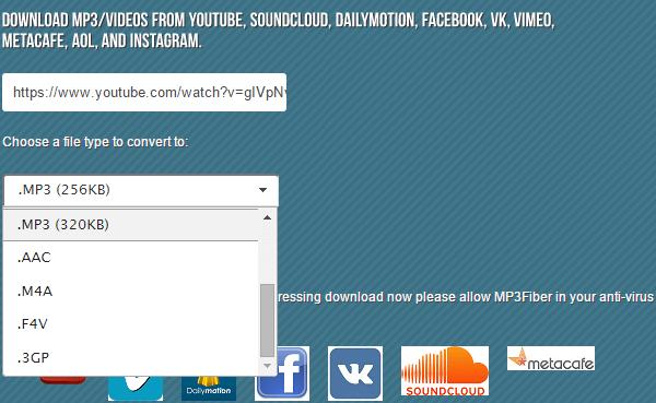 Scaricare Audio, Suoni e Rumori di Film, Giochi e Altro su MP3Fiber