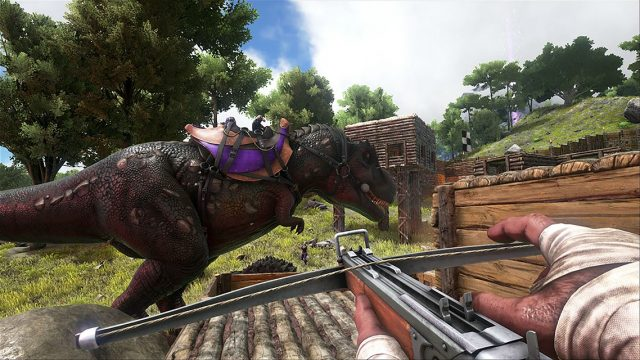 Giochi Co-Op Offline per Xbox One da 2 a 4 Giocatori - ARK Survival