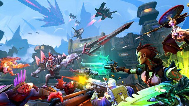 Giochi Co-Op Offline per Xbox One da 2 a 4 Giocatori - Battleborn