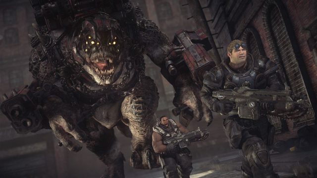 Giochi Co-Op Offline per Xbox One da 2 a 4 Giocatori - Gears of War