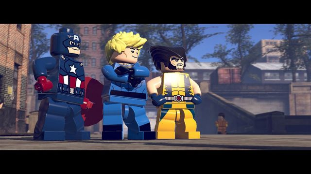 Giochi Co-Op Offline per Xbox One da 2 a 4 Giocatori - LEGO Marvel Superheroes