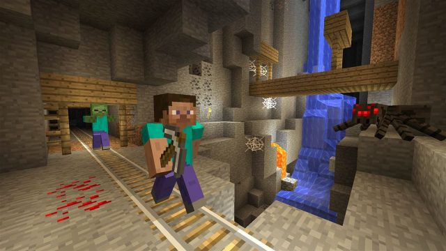 Giochi Co-Op Offline per Xbox One da 2 a 4 Giocatori - Minecraft