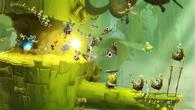 Giochi Co-Op Offline per Xbox One da 2 a 4 Giocatori - Rayman Legends