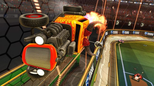 Giochi Co-Op Offline per Xbox One da 2 a 4 Giocatori - Rocket League