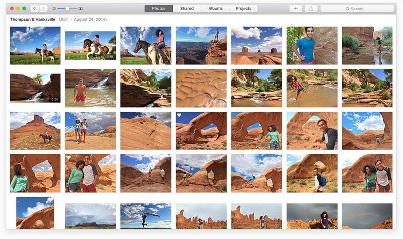 programmi per la gestione delle foto