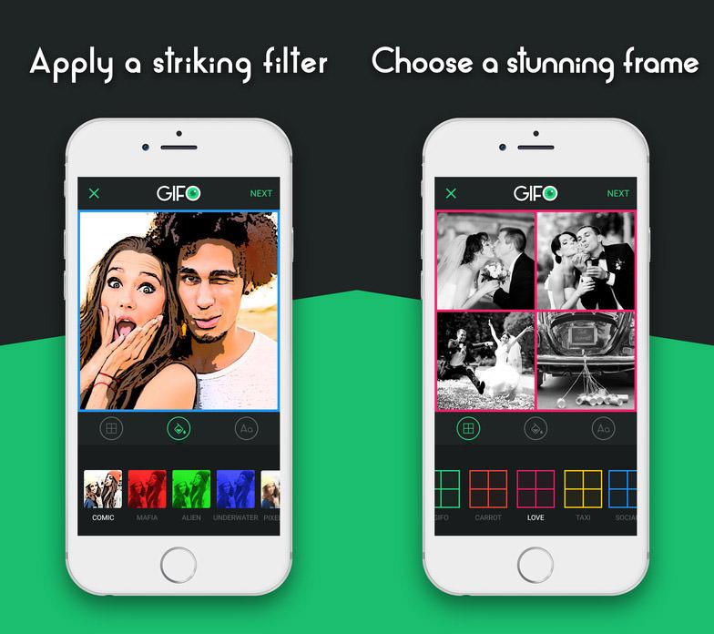 Le Migliori 5 App iOS per Creare GIF Animate su iPhone e iPad - Gifo