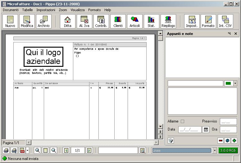 Programmi per Fare Fatture Gratis su Windows, Mac e Linux - Microfatture