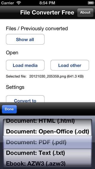 App Gratis per Convertire Video  iPad -