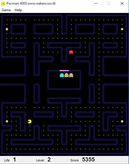 5 Giochi di Pacman Gratis per Windows 10