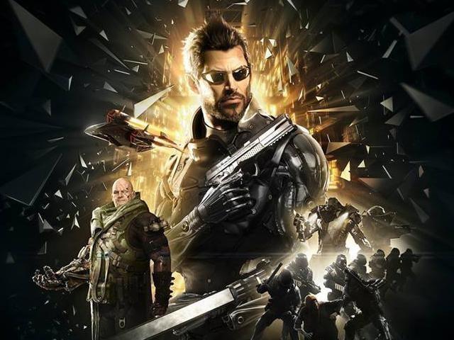 I Migliori 15 Giochi FPS per Xbox One del 2016 - Deus Ex Mankind Divided