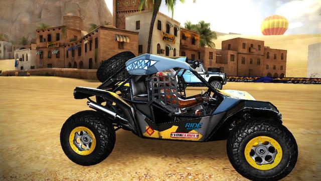 I Migliori 8 Giochi di Auto da Corsa per iPhone - Asphalt Xtreme