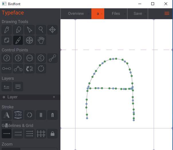programmi per generare font