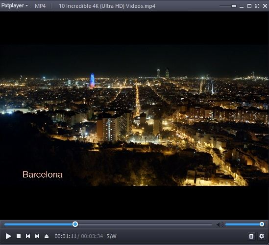 programmi 4k per windows 10